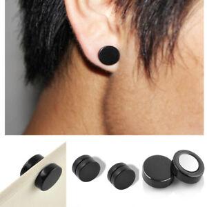 boucle d'oreille magnetique hommes