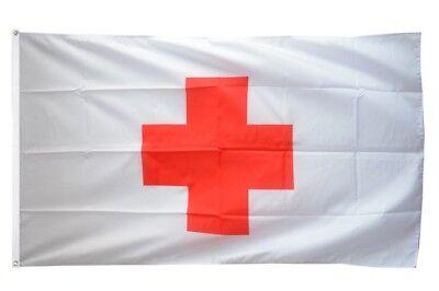 Fahne Grünes Kreuz Flagge  Hissflagge 90x150cm