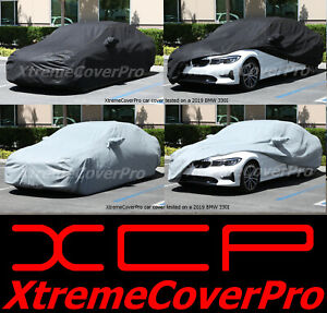 2007 2008 2009 Lincoln MKZ Breathable Car Cover w//MirrorPocket
