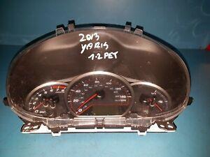 2013-Toyota-Yaris-1-2-Petrol-83800-0DP80-Speedometer-Clock-Cluster