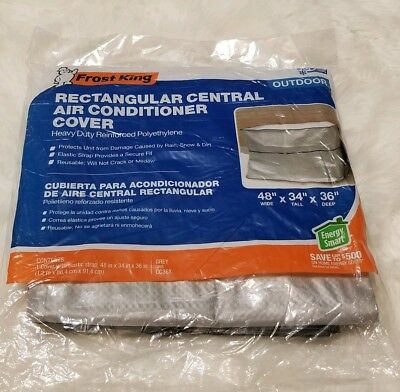 """17/"""" x 25/"""" Frost King AC9H Quilted Indoor Air Conditioner Cover"""