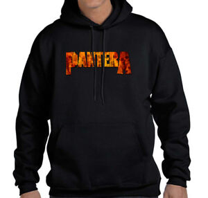Sweat Pantera à capuche unisexe Lover A5Rj4L