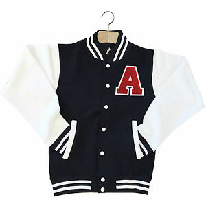 VARSITY-BASEBALL-JACKET-UNISEX-PERSONALISED-WITH-GENUINE-US-COLLEGE-LETTER-A