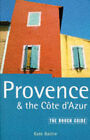 Provence and the Cote d'Azur: The Rough Guide by Kate Baillie (Paperback, 1996)