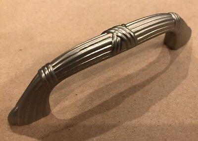 *10 Pack* Cosmas Cabinet Hardware Satin Nickel Braided Handle Pulls #7066SN