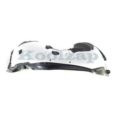 07-12 MKZ Front Splash Shield Inner Fender Liner RH Passenger Side 06-09 Fusion