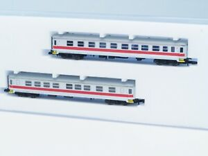 FR-Z-scale-2-passenger-cars-Swedish-TAGAB-with-factory-installed-interior-LED