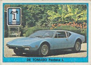 1977-PANINI-SUPER-AUTO-DE-TOMASO-PANTERA-L