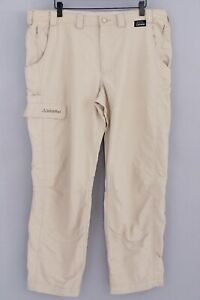 Men-Schoffel-Trousers-ACF-Outdoor-Hiking-Camping-52-W38-L30-JHA491