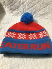 Ugly Sweater Run Winter Cap Hat Snowboarding Skiing Gear