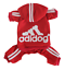 Cute-Medium-M-Red-Adidog-Jumpsuit-Girl-Dog-Dress-Clothes-Accessories-Cheap thumbnail 14