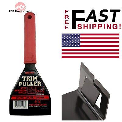Trim Puller Multi Tool For Baseboard Molding Siding Flooring Removal Hand Ebay