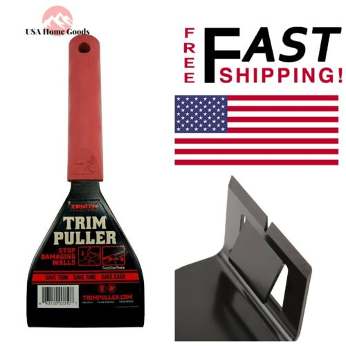 Trim Puller Multi-Tool For Baseboard Molding Siding Flooring Removal Hand Tool