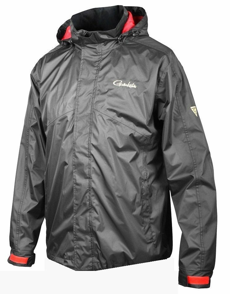 GAMAKATSU Ripstop Regenanzug Regenkombi für Angler Jacke+Hose Größe M - NEU