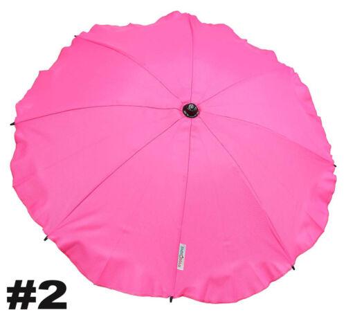 BABY BUGGY UMBRELLA FOR PRAM STROLLER NEW SUN RAIN PROTECTION CANOPY BABYMAM