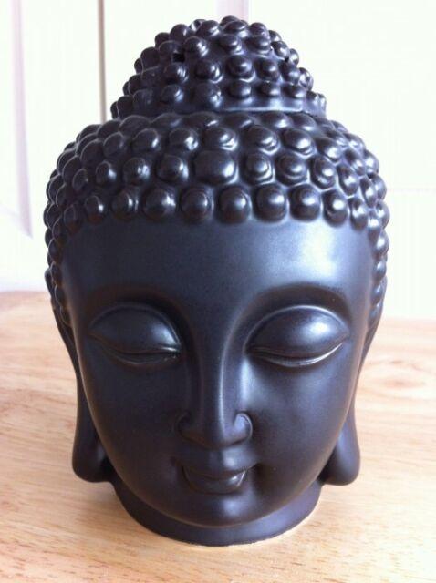 Thai Buddha Head Aromatherapy Oil Burner, fragrance, essential oils, therapy