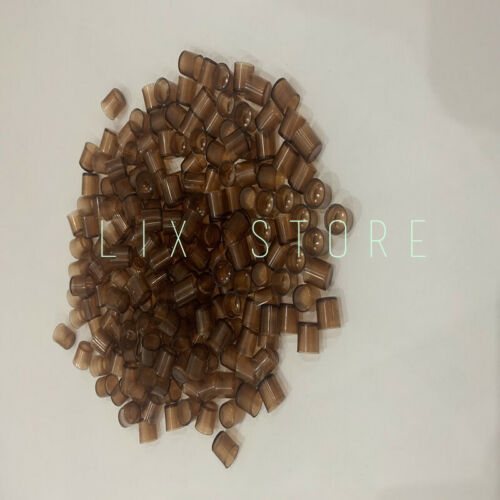 1000Pcs Brown Beekeepers Bee Queen Royal Beekeeping Raise Rearing Cell Cup