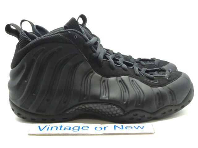 Nike Air Foamposite One Black Anthracite 2007 sz 9
