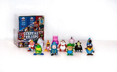 NO BOX MINDstyle x Ron English Popaganda Cereal Killer Minis  Used