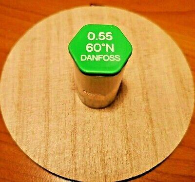 2 Stk. Ölbrennerdüse Danfoss 0.65 GAL 60°S LE Low Emission