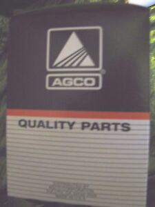 Details about AGCO Massey Ferguson Filter Element 3709106M91 - New