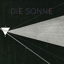 DIE SONNE - DIE SONNE  CD NEW+