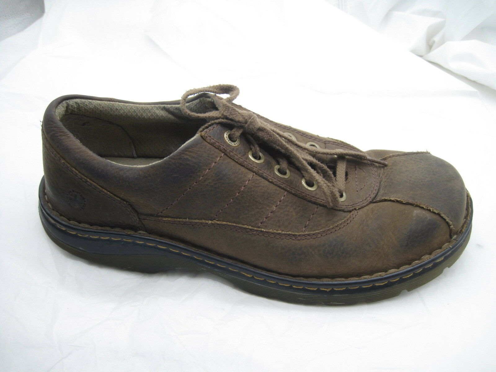 Dr. Doc Martens John brown suede oxfords Mens  casual loafers shoes sz 11M