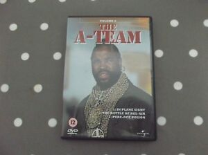 The a Team Volume 2  Puredee PoisonHide in Plane Sight DVD 2001 - High Wycombe, United Kingdom - The a Team Volume 2  Puredee PoisonHide in Plane Sight DVD 2001 - High Wycombe, United Kingdom