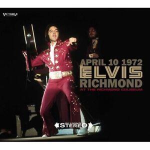ELVIS-PRESLEY-Elvis-April-10-1972-Richmond-2-CD-Digipack-sealed-RARE