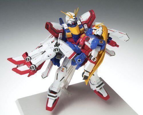 GUNDAM FIX FIGURATION : #0029 God Gundam & Nobel Gundam