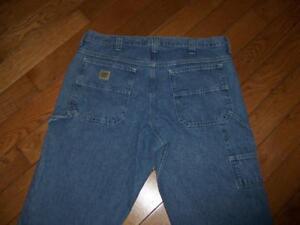 Fit Longueur 83624424636 jean Lee 36 Jeans Taille en Carpenter Dungarees 30 aFAtwqT