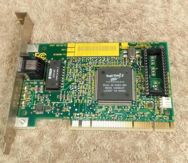 3COM 10100BASE-TX ETHERNET ADAPTER TREIBER WINDOWS XP