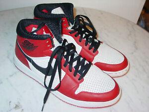 2009 Nike Air Jordan Retro 1 Alpha