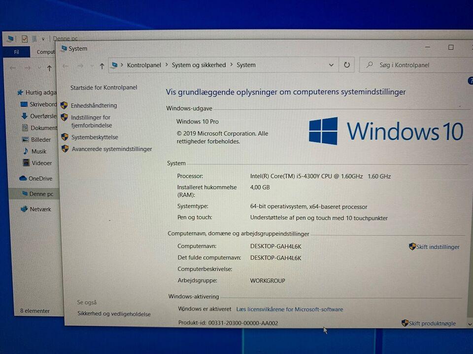 Dell, Dell Venue 11 pro, 10.8 tommer