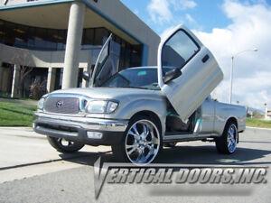 Vertical Doors Inc. Bolt-On Lambo Kit for Toyota Tacoma Truck 95-04