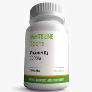 180-Tabletten-Vitamin-D3-D-3-5000iu-Sonnenschein-Vitamin-5000-IU-ANGEBOT