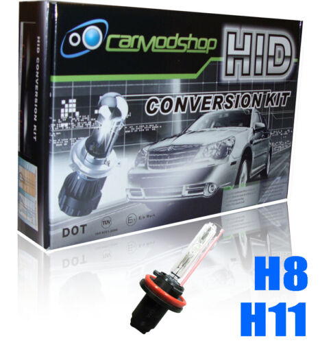 Xenon HID Kit de conversión de descarga de gas H11 35 W CANBUS presupuesto para Mazda 3 2009-On