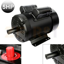 5hp Air Compressor Electric Motor Single Phase 1750rpm Reversible Tefc