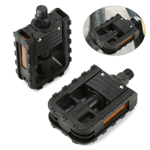 """1Pair 9//16/"""" Double Folding Bike Pedals Folders Folder Cycle Pedals Bicycle Parts"""