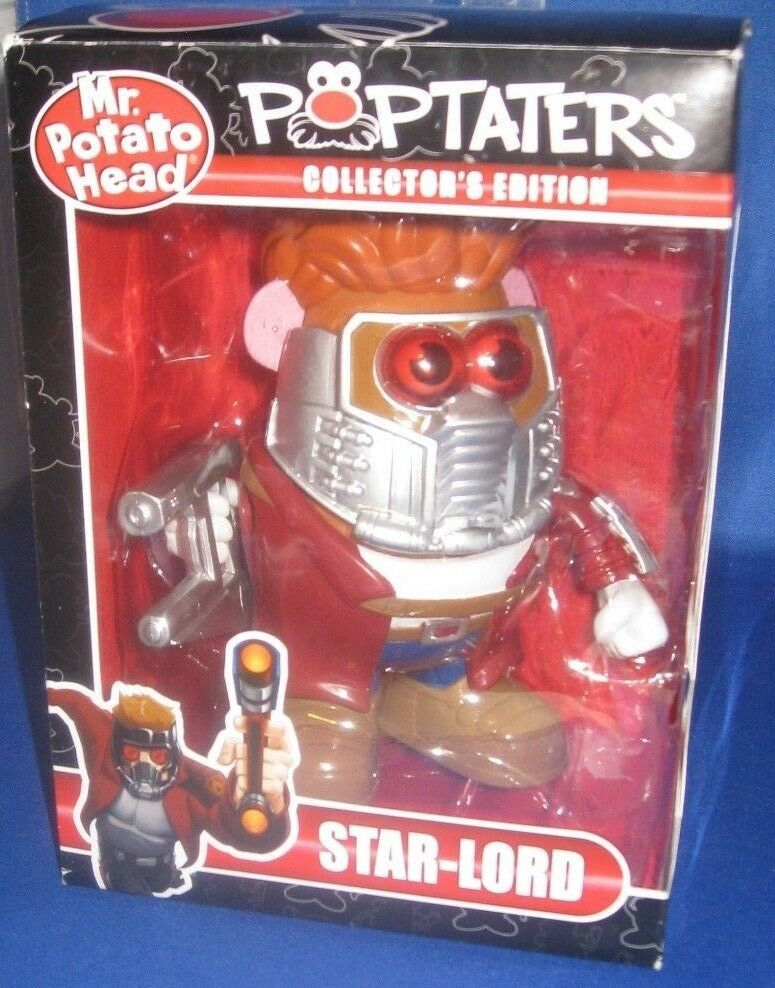 Mr. kartoffelkopf poptaters collector 's edition h  ter - der galaxy - ter star lord c9f34f