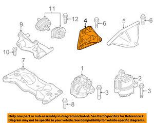 image is loading bmw-oem-12-16-528i-engine-motor-transmission-