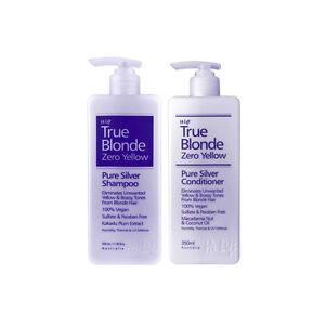 Hi-Lift-TRUE-BLONDE-Zero-Yellow-Pure-Silver-Shampoo-350ml-Conditioner-350ml
