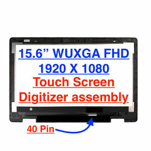 LED LCD Touch Screen Digitizer Display Assembly for Dell Inspiron 15 7569 7579