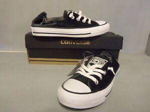 ce65f06b40fb Women s Converse CT All Star Shoreline Black Velvet Slip-On Sneaker ...
