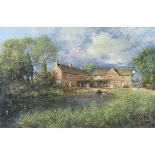 Flatford Mill C Madgwick Medici Print