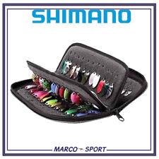 Shimano porta spoon e crank bait wallet trout area spinning trota lago ondulanti
