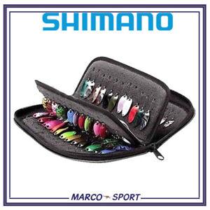Shimano-porta-spoon-e-crank-bait-wallet-trout-area-spinning-trota-lago-ondulanti
