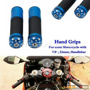 "7//8/"" 1/'/' 25mm Handlebar Cover Handle Bars Hand Grips for Kawasaki Honda BMW KTM"
