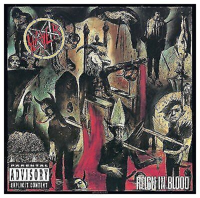slayer reign in blood cd 0602537352241 american for sale online ebay. Black Bedroom Furniture Sets. Home Design Ideas