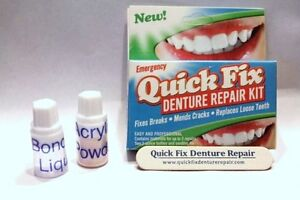 Quick fix denture repair kit emergency broken partial tooth repair image is loading quick fix denture repair kit emergency broken partial solutioingenieria Image collections